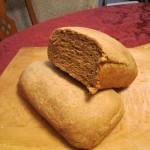 whole wheat sour dough