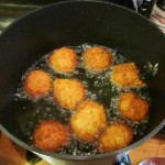 Frying the Fritters