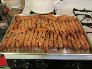 Whole Wheat Biscotti