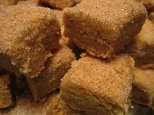Coconut-Almond Shortbread Cookies