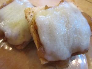 Caramelized Onion Tarts
