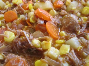 Easy Turkey Vegetable Soup