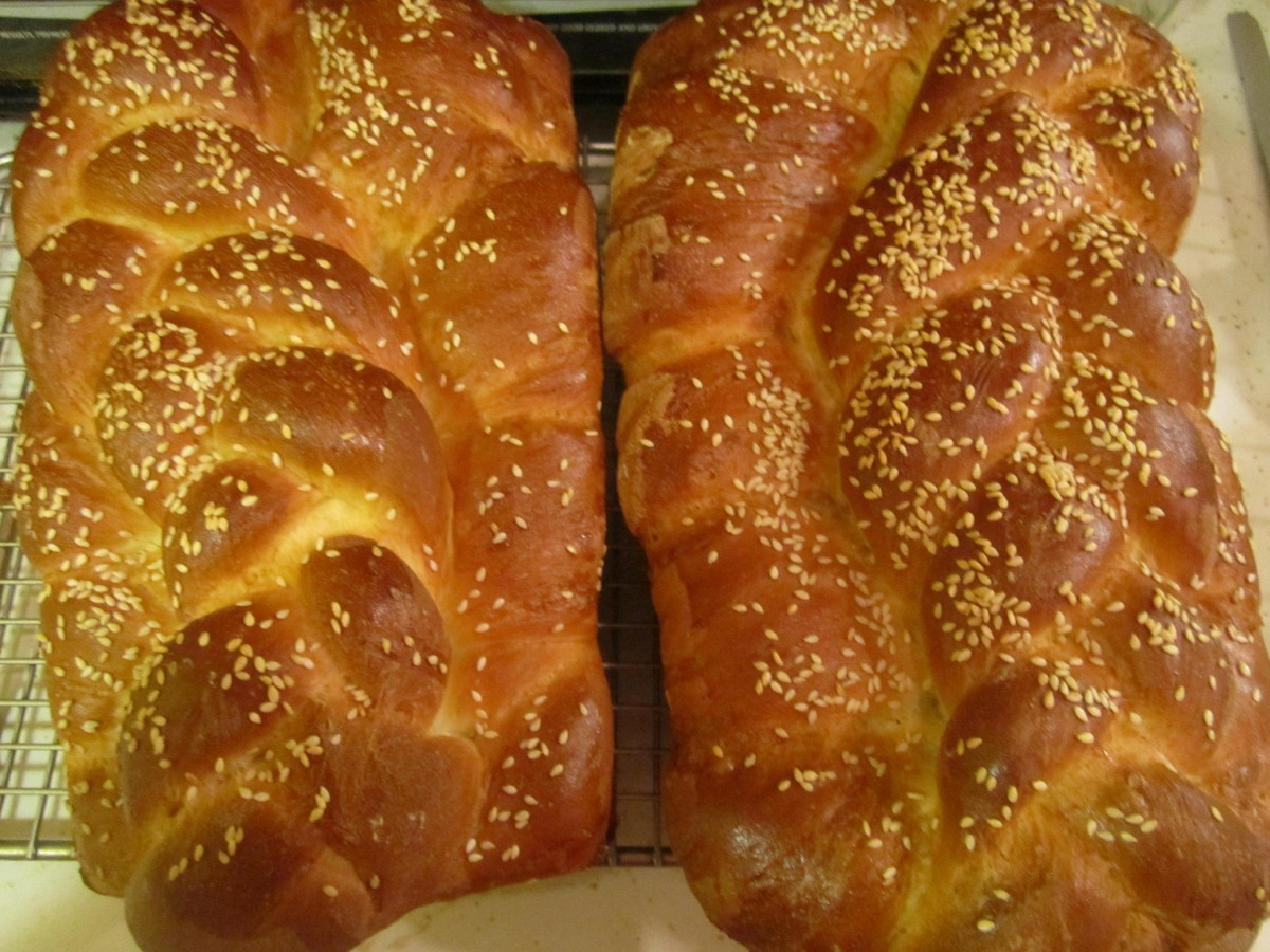 Challah Bread | The Charmed Kitchen