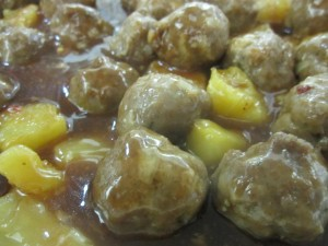 Island Meatballs