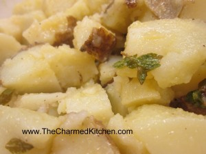 Just in Thyme Potato Salad