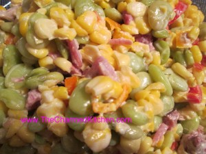 Smoky Succotash Salad