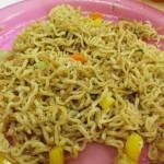Asian ramen stir fry