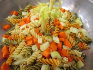 Pasta and Veggie Salad