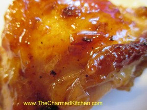Lemonade Glazed Chicken