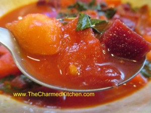 Beet and Tomato Soup