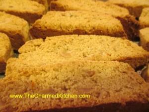 Hazelnut Biscotti- Gluten Free