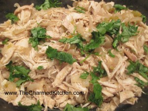 Cinnamon and Lime Chicken