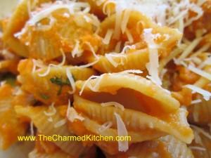 Carrot Pasta Sauce