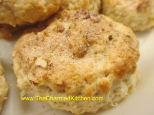 Pineapple Cinnamon Scones