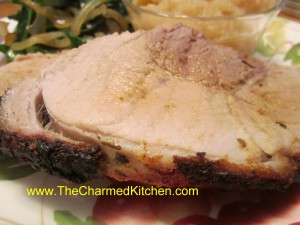 Spice and Herb Pork Roast
