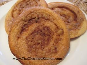 Cinnamon Pecan Crisps