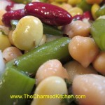 Multi Bean Salad