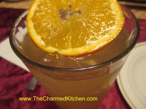 Sue's Tequila Wine Punch