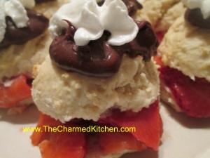 "Strawberry Shortcake ""Sliders"""