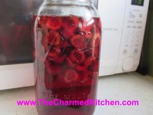 Cherry Vanilla Liqueur