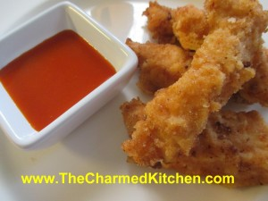 Firecracker Chicken Appetizer