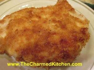 "Potato ""Breaded"" Chicken"