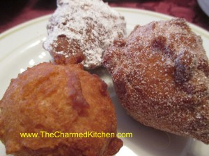 Easy Apple Fritters