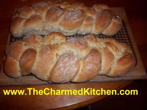 Braided Herb Bread