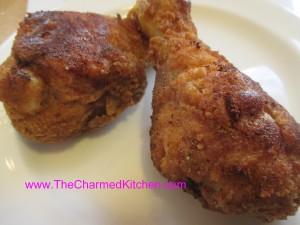 Mom's Breaded Chicken