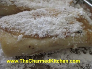 Apple Pie Blintzes