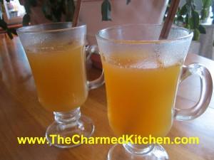 Ginger Cinnamon Cider