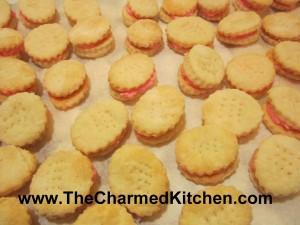 Cream Wafer Cookies
