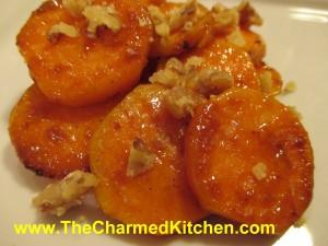 Orange and Honey Glazed Sweet Potatoes