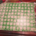 Finished tray