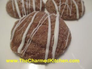 """Chocolate """"Brownie"""" Cookies"""