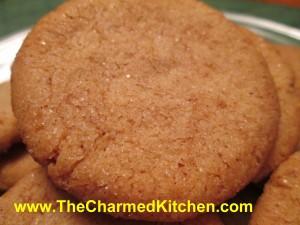 Gluten Free Cinnamon Shortbread