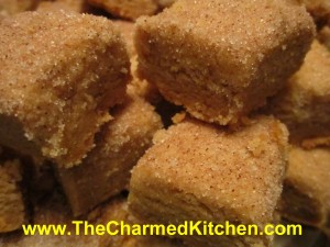 Almond-Coconut Shortbread