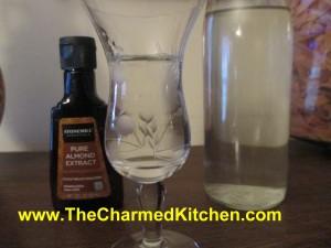 Homemade Almond Liqueur