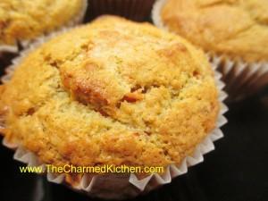 Carrot Oat Bran Muffins
