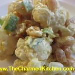 Curry Cauliflower Salad