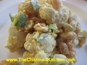 Curry Cauliflower Salad