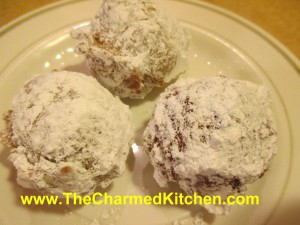Kat's Ricotta Fritters
