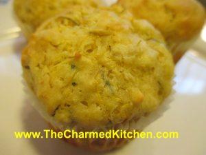 100 Flower Dandelion Muffins