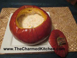 """""""Pumpkin"""" Cheese Dip"""