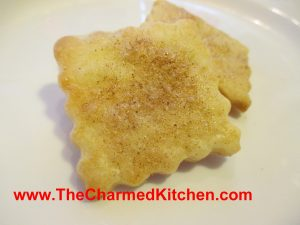 Polish Butter Cookies